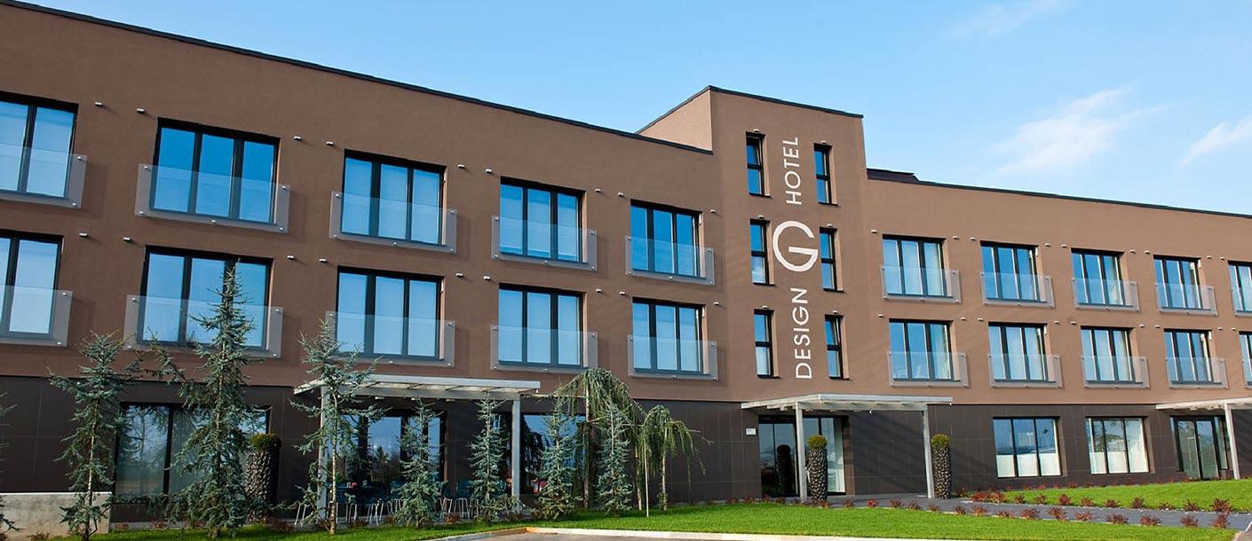 Hotel ljubljana g design hotel ljubljana hotel v ljubljani for U design hotel